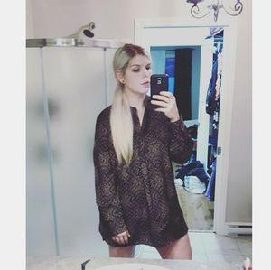 Ralph Lauren Chic & Casual Tunic Shirt Dress